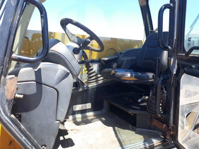 Telehandler For Sale Cab JCB 530-70