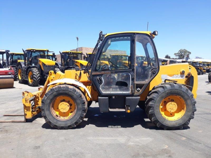 Telehandler For Sale JCB 530-70
