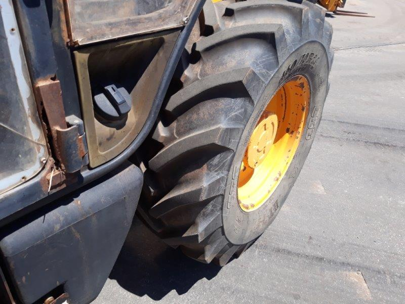 Telehandler For Sale JCB 530-70 Tyre