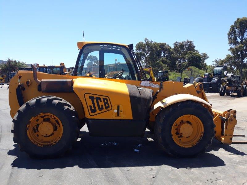 Telehandler For Sale JCB 530-70 Side