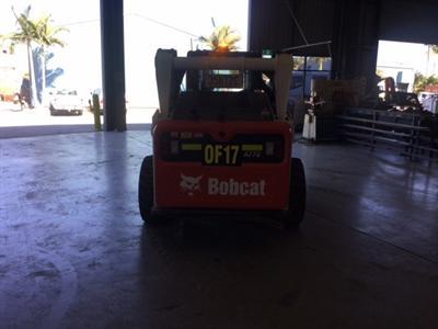 BOBCAT A770 Skid Steer