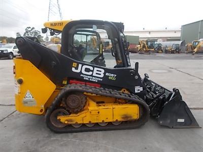 JCB 205T Skid Steer
