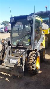JCB 205W Skid Steer
