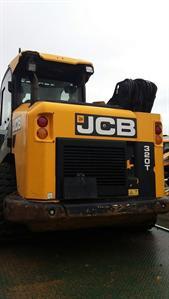 JCB 320T HF Skid Steer