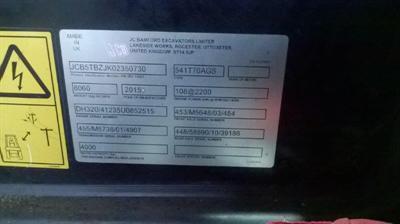 JCB 541-70ST4I Telehandler For Sale