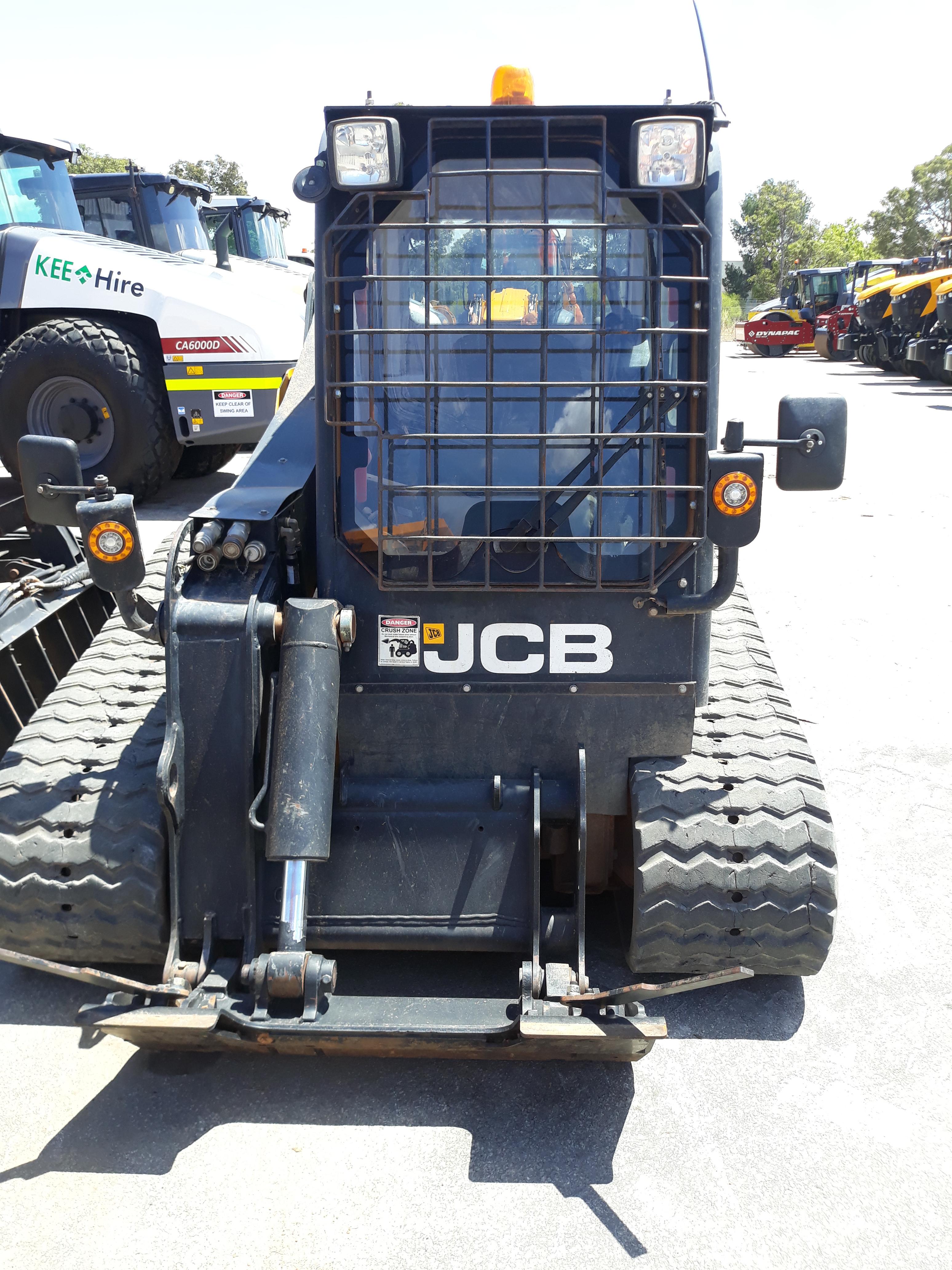 JCB 260T HF SKID STEER