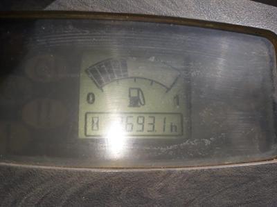 JCB 8030 ZTS MINI EXCAVATOR