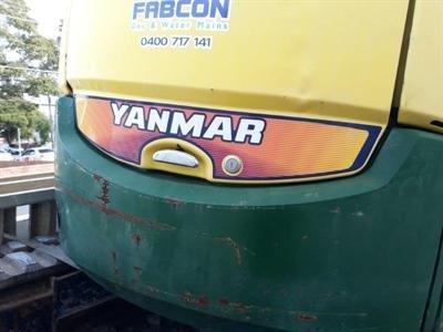 YANMAR VIO35-3 MINI EXCAVATOR