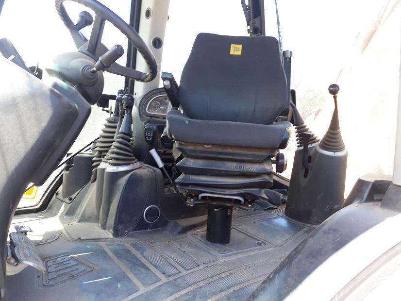 Backhoe For Sale, JCB 4CX Backhoe Bucket Cab