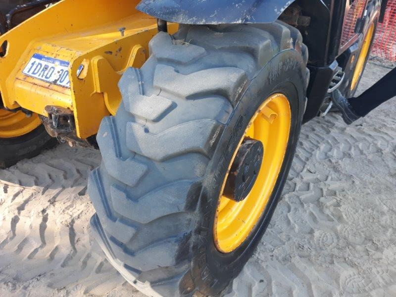 Telehandler For Sale Tyre