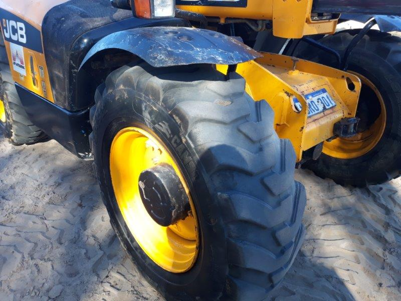 Telehandler For Sale Front Tyre