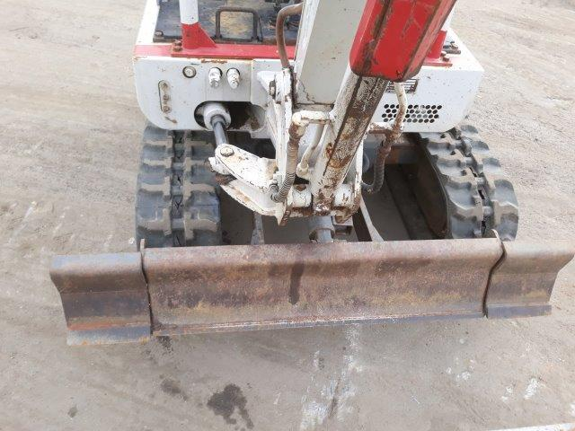 mini excavator for sale used
