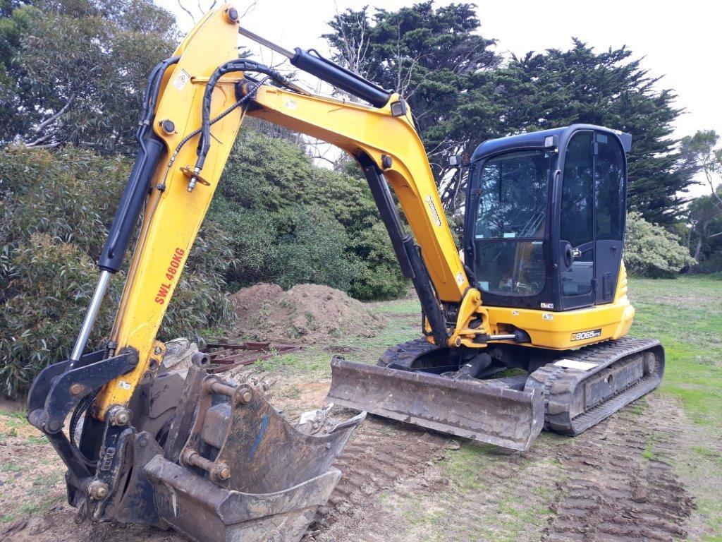 excavator price